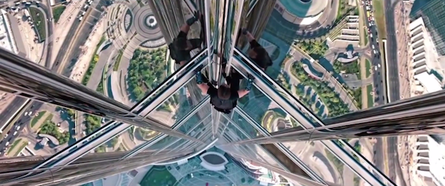 Here are 10 of the most awesomest movie stunts in film history