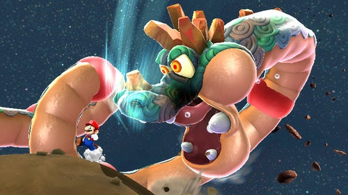 Super Mario Galaxy 2 Preview: Tougher, Easier