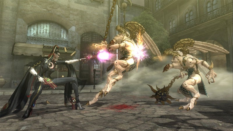 Bayonetta Review: To Infinite Climax Action And Beyond