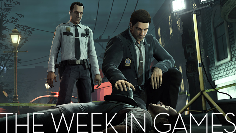 The Week In Games: Murder, I Wrote