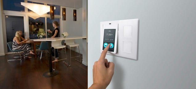 Wink's New Touchscreen Smart