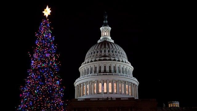 Congress Completes Vital Secret Santa Selection Process