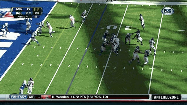 Colts 23, Vikings 20: The Game In One GIF