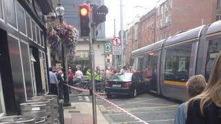 Abbey St, Dublin.