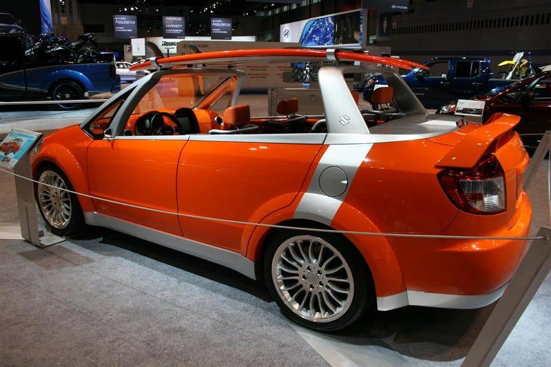 Suzuki Makai Concept