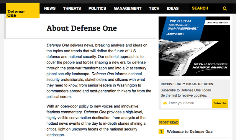 Atlantic Media Launches Bomb-and-Kill Publication