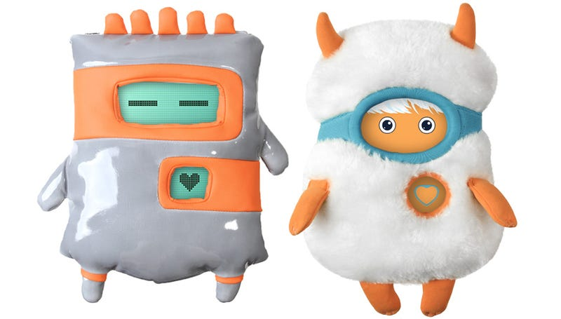 Your iPad Breathes Life Into Totoya's Plush Creatures