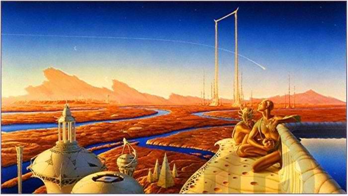Ray Bradbury's Scientific Obsessions