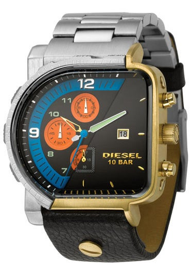 Diesel Spawns a Two-Faced Freak of Nature Watch