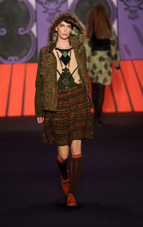 Anna Sui's Show Will Make You Smile