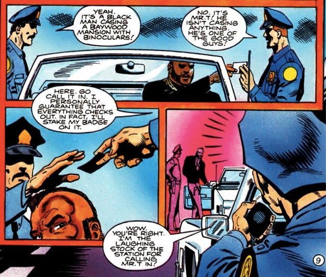 The weirdest political messages in the history of comics