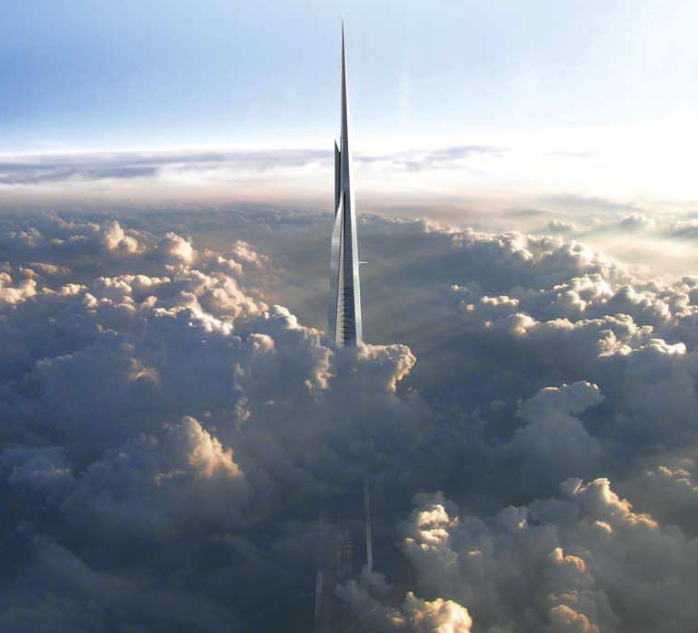 They're Finally Building the World's New Tallest Tower