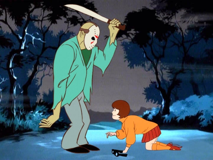 I'd watch these Scooby Doo episodes, wouldn't you?