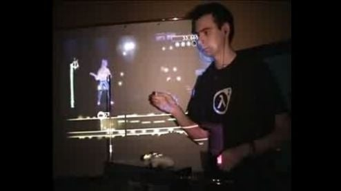 "Theremin Hero Nails ""Still Alive"""