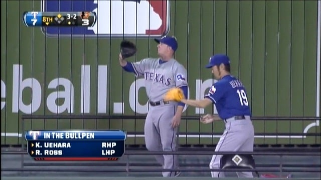 Rookie Rangers Reliever Robbie Ross Reveals Wrong Regalia, Receives Ridicule