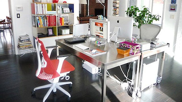 The Compromising Workspace