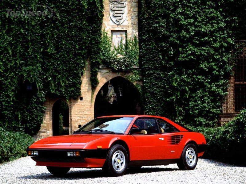 24 Hours of LeMons Possibilities: The Ferrari Mondial