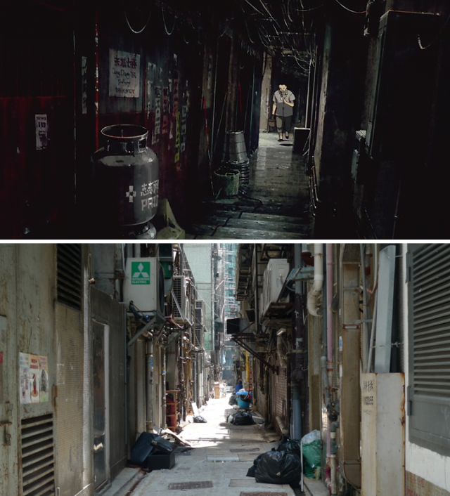 Stunning Shots of the Real-Life Hong Kong Locations Featured in Ghost in the Shell
