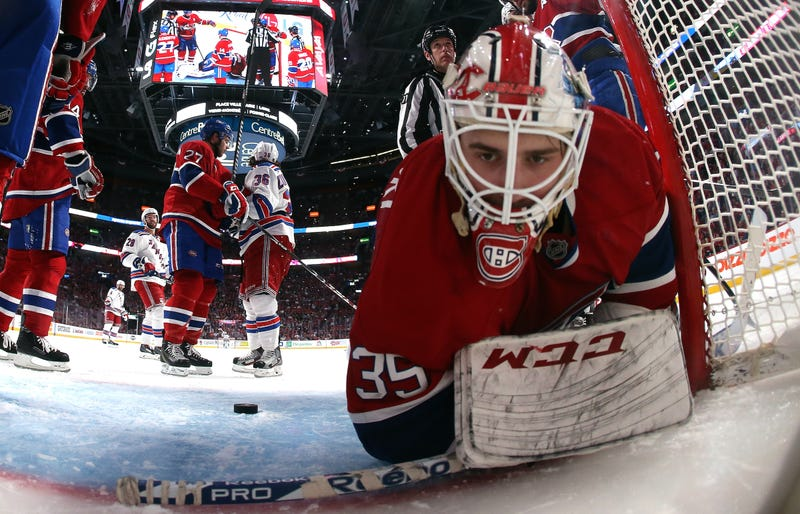 Goaltending Is Not The Canadiens' Problem