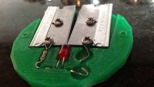 Make Your Own Wire Stripper that Warns You When You Hit the Wire