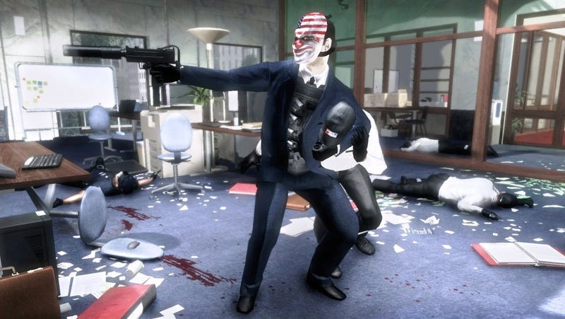 Payday: The Heist Will Bring Team-Based Bank Robbery to the PSN