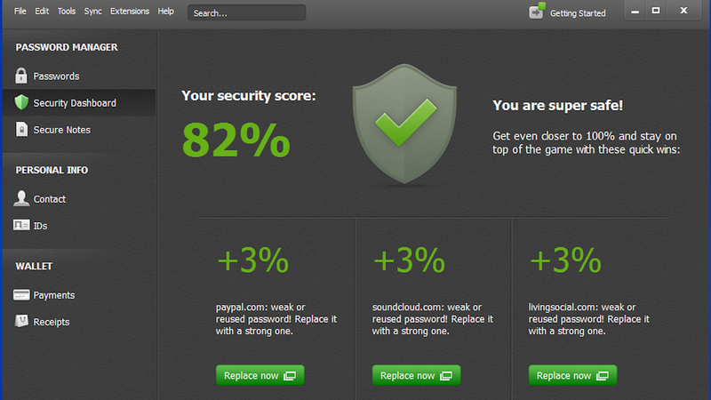Dashlane Adds Two-Factor Authentication, a New Interface, and More