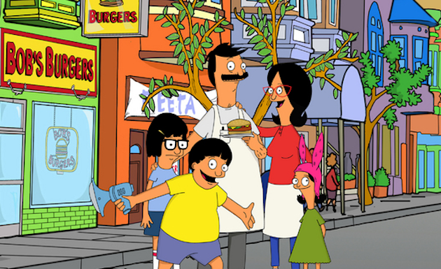 A Look at Fox's New Animated Comedy Bob's Burgers