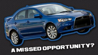 Marvelous Missed Opportunities: The Mitsubishi Lancer Ralliart
