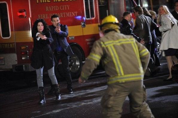 """Warehouse 13 Episode """"Fractures"""" Promo Photos"""
