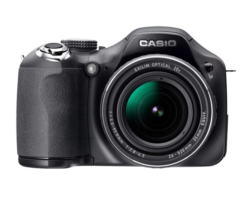 Exilim EX-FH20: The Next Casio Slo-Mo Shooting Camera Hits 1000 FPS