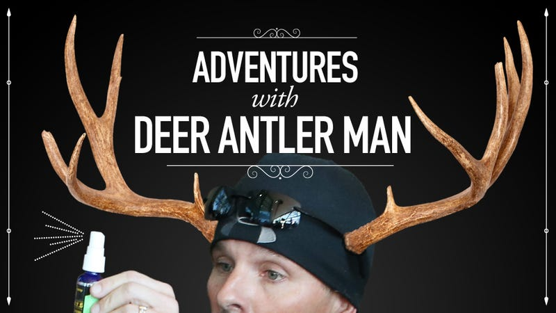 My Encounters With Ray Lewis's Deer-Antler Hookup, The Man Who Could Change The History Of Sports (Or Something)