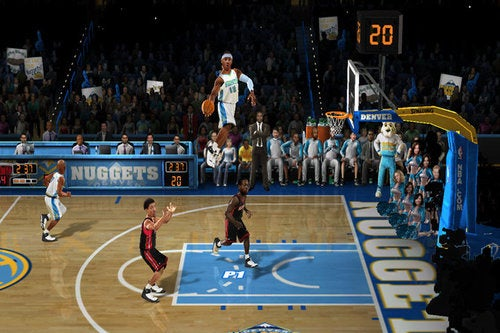 NBA Jam Tosses Up Another Five Shots, Hits Them All