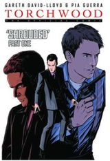 This Wednesday, Chloe from Smallville debuts in comics and Ianto pens Torchwood