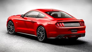 Ford To Offer Used LS V8 Option In 2015 Mustang