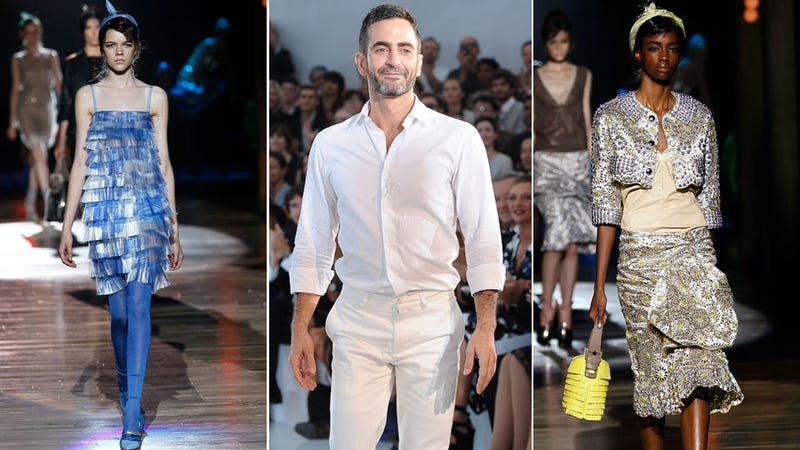 The Entire Marc Jacobs Spring Collection Is Missing!