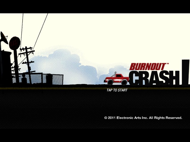 Burnout Crash for iOS Lets You Touch the Carnage