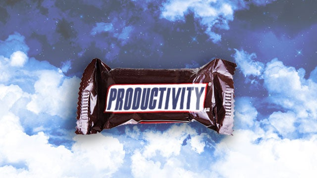 Master the Art of Productive Procrastination by Breaking Your Day Into Bite-Sized Snacks