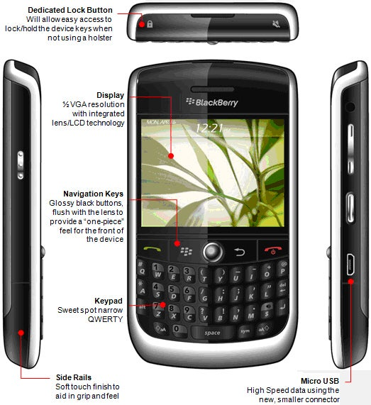 BlackBerry Javelin Gets Reviewed, Showered with Adoration