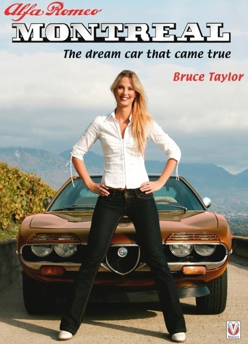 New Book Chronicles Dreamy Alfa Romeo Montreal