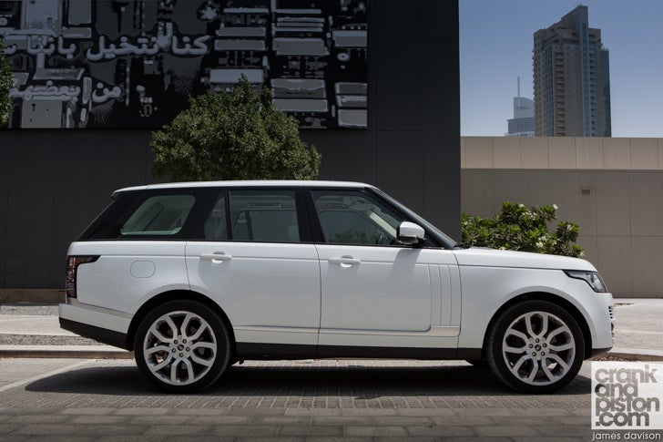 10 things you may not know about Range Rover