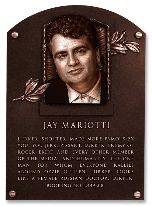 Deadspin Hall Of Fame Inductee: Jay Mariotti