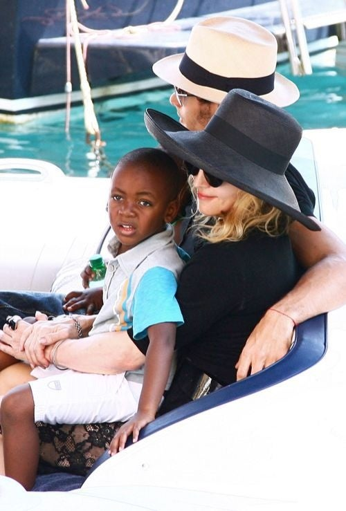 Madonna's Son Is A Madonna Fan; Springsteen Supports Marriage Equality
