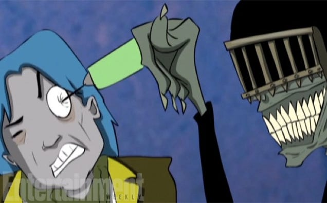 Amazing Unofficial Animated Sequel To The Dredd Movie Stars Judge Death
