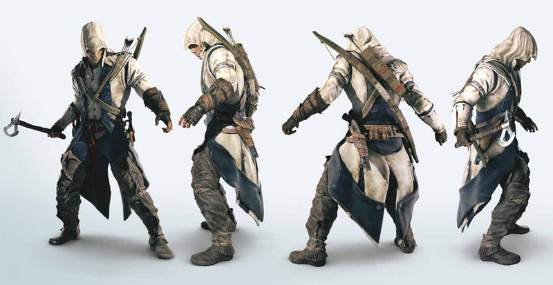 Ubisoft Considering Co-op For Assassins Creed III Sequels