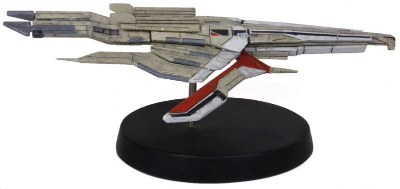Mass Effect's Turians Build a Damn Fine Ship, Don't They?