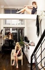 Peaches Geldof's Stupid Williamsburg Apartment