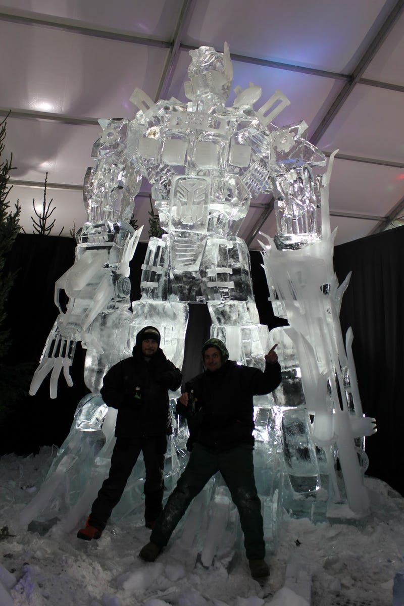 If Megatron Iced Everything He Touched