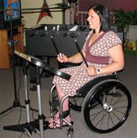 Rock Band Accessibility Mod Makes Wheelchair Rockin' Possible