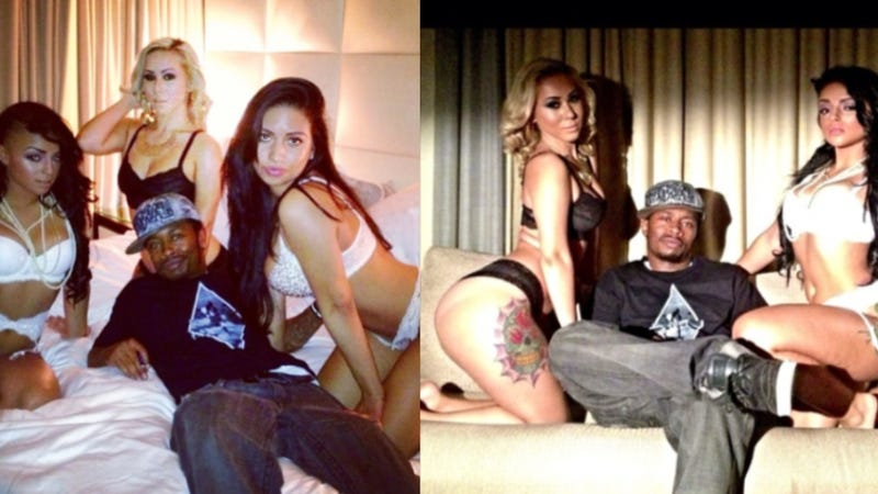 Meet a Guy Who Puts Those 'Big Booty Bitches' in Rap Videos