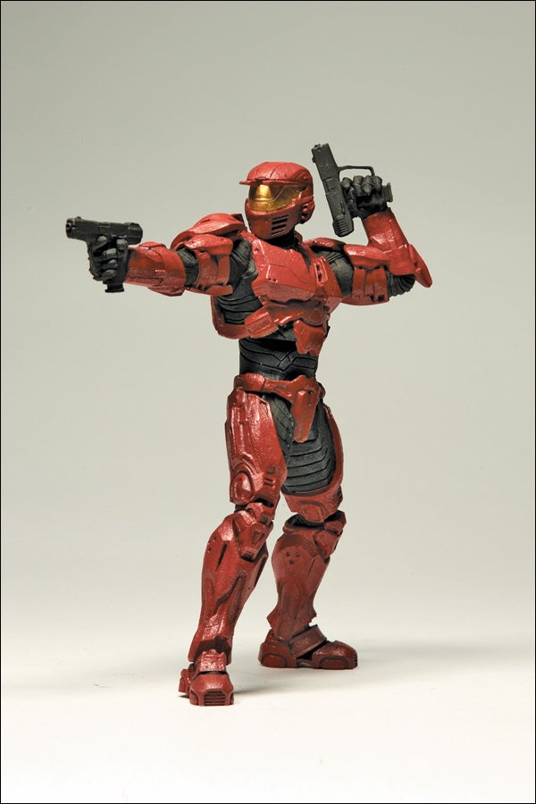 Halo Wars Action Figures Are Real-Time Posable